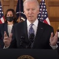 Racism is real in America we wont be silent says Biden