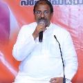 Somu Veerraju criticises YSRCP Govt for stickers on Central schemes