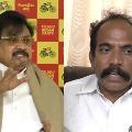 Varla and Jawahar fies on Kodali Nani