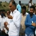 Harish Rao solves farmers problem with a phone call to CM KCR