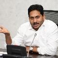 CM Jagan reviews at Tadepalli camp office