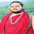 Swatmanandendra fires on temple land grabbers