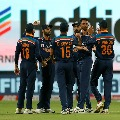 India defeats England in Pune