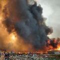 15 Dead 400 Missing In Rohingya Camp Blaze In Bangladesh