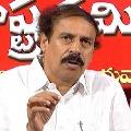 CIP Ramakrishna questions BJP over Tirupati LS Bypolls