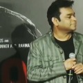 AR Rahman Reaction To Anchor Speaking In Hindi At 99 Songs Launch