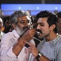 Ram Charan celebrates his birthday on RRR sets last night