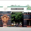 Students tested positive in Andhra University engineering college