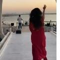 keerthy suresh funny video goes viral