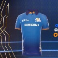 Mumbai Indians New Jersey and this is the caption