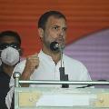 Rahul Gandhi critics in Tamilnadu election campaign