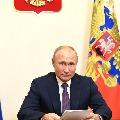 Russian president Vladimir Putin gets side effects after taken corona vaccine dose