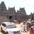 68 People Gets corona in Yadadri Temple