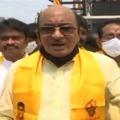 TDP Senior Leader Gorantla Butchaiah Chowdary says Jr NTR should work for party