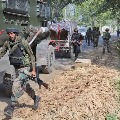 Downfall in terrorist activities at Jammu Kashmir