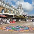 TTD issues new measures for pilgrims