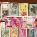 AP Panchayat Workers Shocked after Finding Currency Bundles