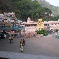 Vigilance officers search in Vijayawada Kanakadurga Temple