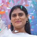 YS Sharmila targets KCR