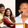 Nayanathara and Udayanidhi are in living relationship says Radha Ravi