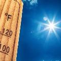 Heat wave raises in Andhra Pradesh
