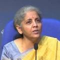 Nirmala Says Interest Rates Reduced Desission is Taken Back