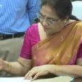 no need to halt election procedure says nilam sawhney
