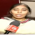 YS Sunitha Reddy reveals suspected persons names