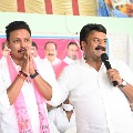 Talasani campaigns for Nomula Bhagat in Nagarjuna Sagar constituency