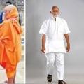 Badvel former MLA Sivaramakrishna Rao Vaddemanu taken Monasticism