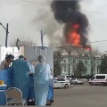 Russian doctors completes heart surgery despite fire accident in hospital