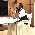 Uttam Kumar Reddy fires in TRS leaders