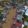 Flash floods in Indonesia 44 dead