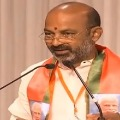 bandi sanjay slams trs government
