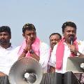 Talasani comments on Congress candidate Janareddy