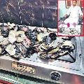 Man Burned Rs 6 Lakh To Escape From ACB