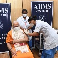 PM Gets Second Vaccine Dose