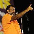 Swami Paripoornananda questions Ramana Deekshitulu comments