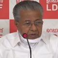 Vijayan tests Corona positive