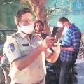 No Mask 1000 Fine in Telangana