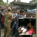 BJP MP Locket Chatterjees Car Attacked In Hooghly Amid Polling