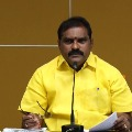 TDP leader Nimmala Ramanaidu comments on Tirupathi by polls