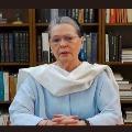 Sonia Gandhi slams Union Govt over corona shortage