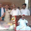 Hindupuram ex mla thippeswamy passes away