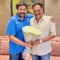 Chiranjeevi laments Prakash Raj for his acting in Vakeel Saab