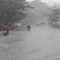 Six dead in Telangana due to Rain