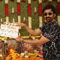 Mass Maharaja RaviTeja New Movie Pooja done today