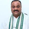 Atchannaidu fires in CM Jagan