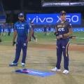 KKR won the toss against Mumbai Indians