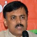 YSRCP candidate Gurumurthy has give clarity on his religion says GVL Narasimha Rao